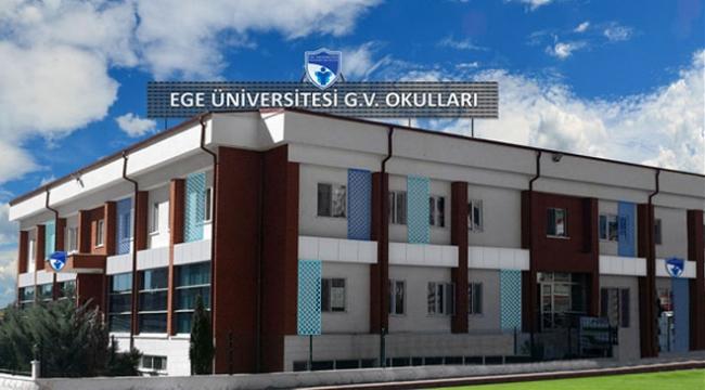 Başkente Ege Üniversitesi okulu