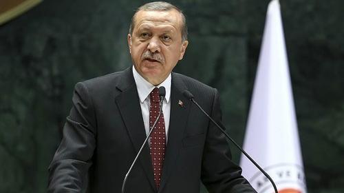 Cumhurbaşkanı Erdoğan: Yüzde 100 yerli otomobilimizi TOBB içerisinden çıkartalım