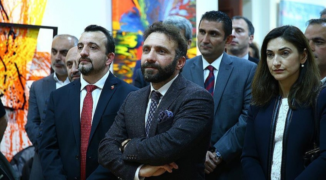 ABDde Türk gazetesi Forum USAe ödül