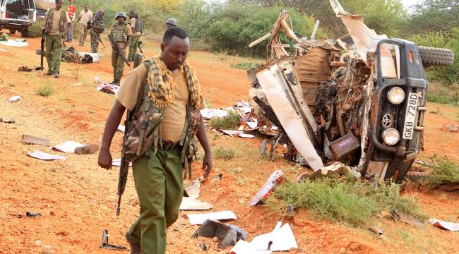 Kenyada bombalı saldırı