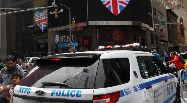 Manchester polisi ABD ile bilgi paylaşımını durdurdu