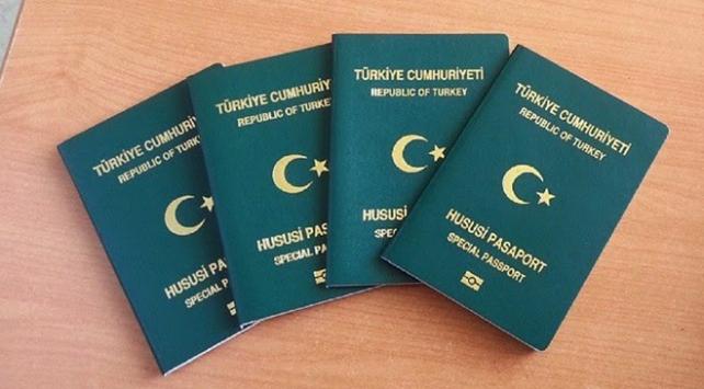 Teröristbaşı Gülenin yeşil pasaportu resmen iptal ediliyor