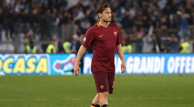 Totti, Roma formasını son kez giyecek