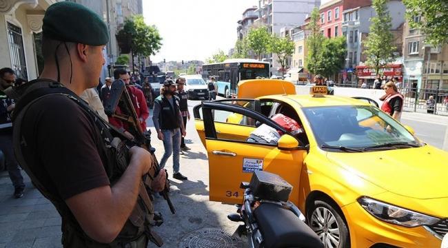 İstanbulda ticari taksilere denetim