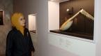 Erdoğanın eşi Emine Erdoğan, İslam Eserleri Sergisini ziyaret etti