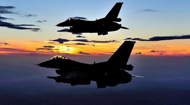 Irakın kuzeyine düzenlenen operasyonda 3 terörist etkisiz hale getirildi