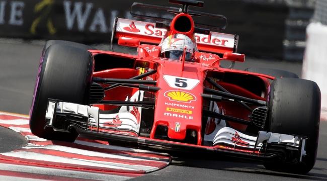Formula 1de sıradaki durak Monaco