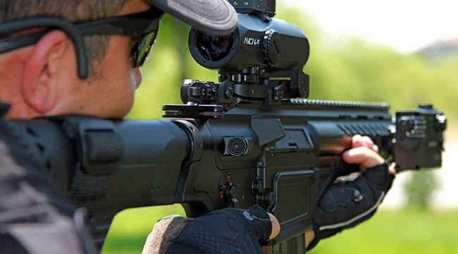Milli tüfek üretimine teşvik çıktı