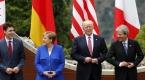 İtalyada G7 Zirvesi başladı