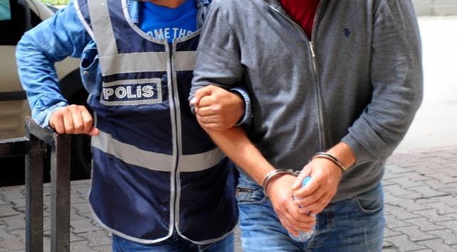 İzmirde saldırı hazırlığındaki terörist yakalandı