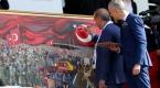 Cumhurbaşkanı Erdoğana Millet isimli tablo