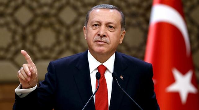 Erdoğan Brüksel temaslarını değerlendirdi
