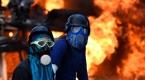 Venezuelada gösteriler sürüyor