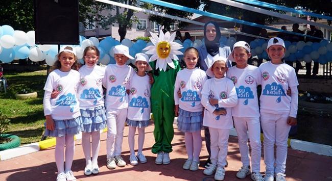 """Tekirdağda """"su kaşifleri"""" projesi festivali"""