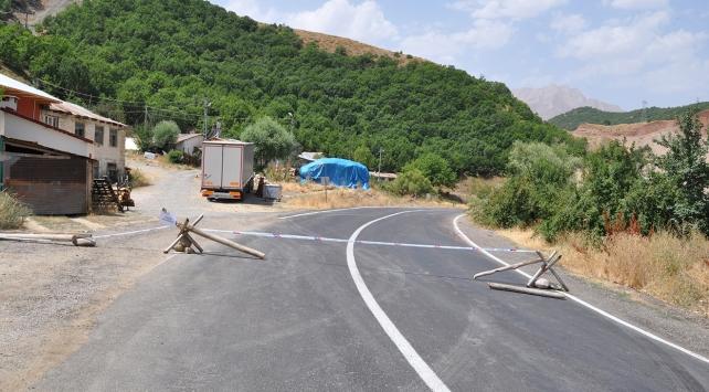 """Erzurumda """"özel güvenlik bölgesi"""" uygulaması"""