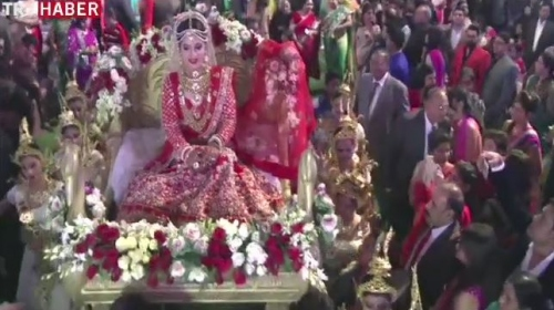 Türkiye, Hint düğünlerine ev sahipliği yapacak