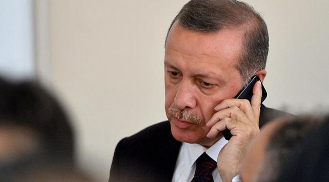 Cumhurbaşkanı Erdoğan, helikopterin düşmesiyle ilgili bilgi aldı