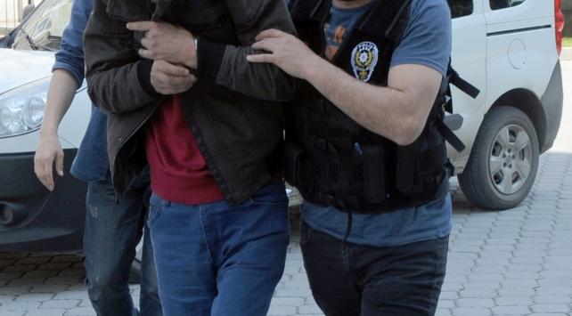Kırklarelinde suç örgütü operasyonu: 9 gözaltı