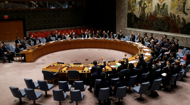 Birleşmiş Milletlerden Kuzey Koreye kınama