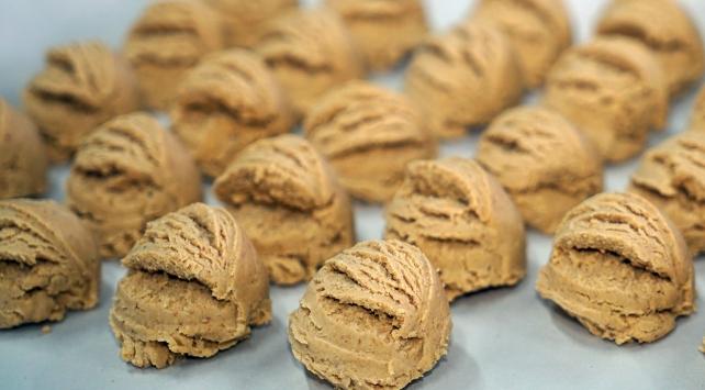 Leblebinin kurabiyesi de yapıldı