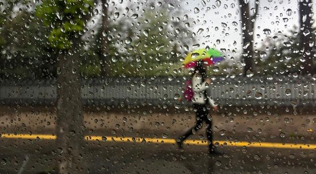 Meteoroloji uyardı... Sağanak kapıda