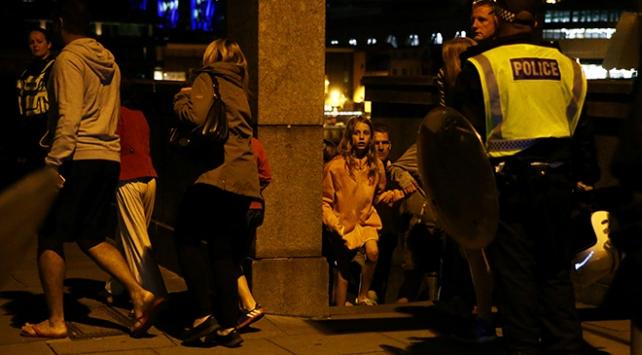 Londradaki kanlı saldırıyı DEAŞ üstlendi