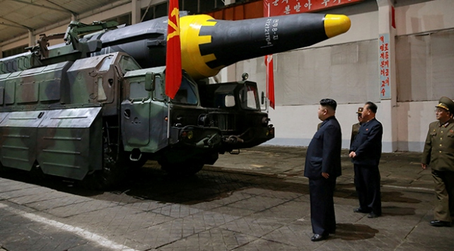 ABD ile Kuzey Kore arası yine kızıştı