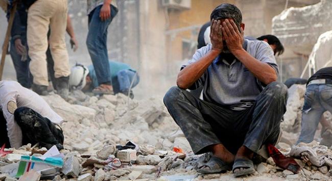 Esedin hain saldırıları Ramazanda yoğunlaştı