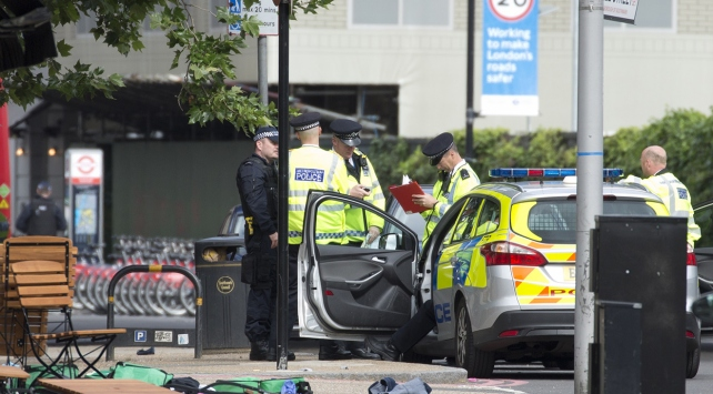 Londradaki saldırının ardından nefret suçlarında önemli artış