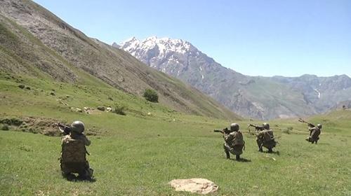 PKKlıların dev kabusu Fatihler
