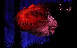 """""""Jurassic World"""" filmi Chicagoda hayat buldu"""