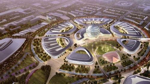 Astana Expo 2017 görkemli bir törenle açıldı
