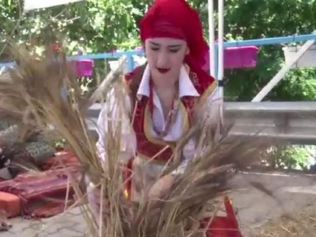 Seferihisarın yöresel ata ekmeği