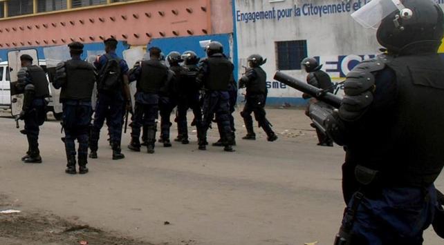 Demokratik Kongo Cumhuriyetinde hapishaneye silahlı saldırı
