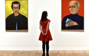 Tate Modern müzesinde İngiliz retrospektif sergisi