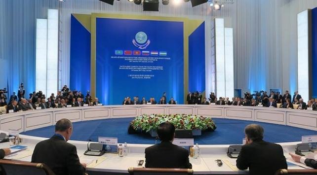 Şanghay İşbirliği Örgütü 15 trilyon dolarlık ekonomiye ulaştı