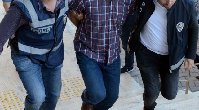 Şanlıurfada 10 subay gözaltına alındı