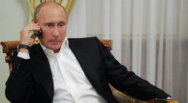 Putin ile Zelenskiy Ukraynanın doğusundaki krizi görüştü