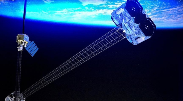 Çin uzay teleskobu fırlattı