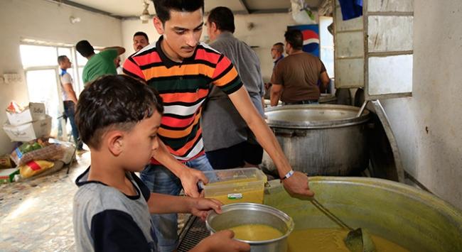 Çorbahane Aşevi yoksullara kapı oluyor