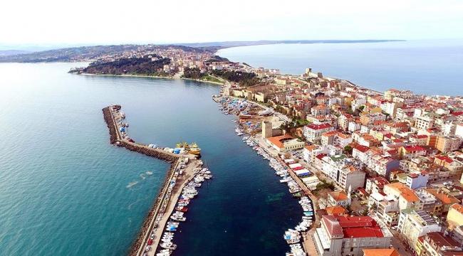 Mutlu Şehir Sinoptaki oteller tamamen doldu