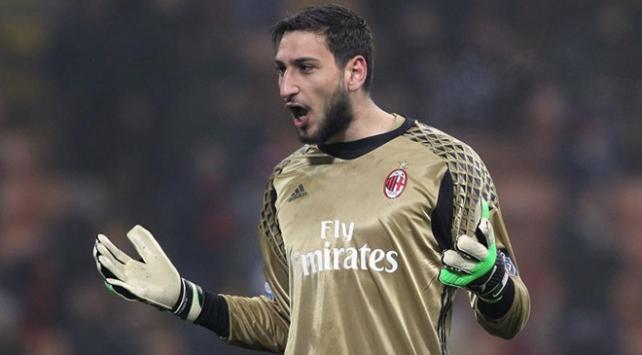 Gianluigi Donnarumma, Milan'ın yeni sözleşme teklifini reddetti