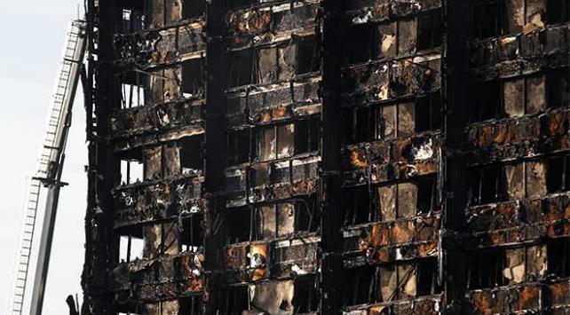 Londradaki yangında ölenlerin sayısı 30a yükseldi