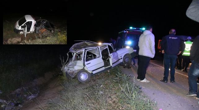 Sivasta zincirleme trafik kazası