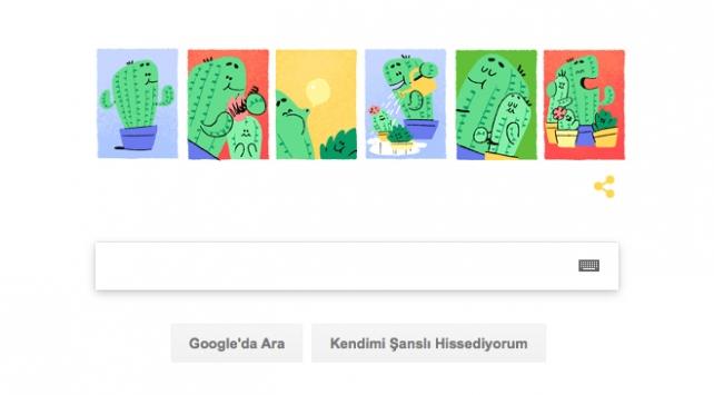 Googledan, Babalar Gününe özel doodle
