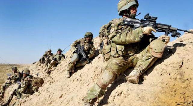 NATOda görev yapan ABD askerlerine ateş açıldı