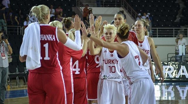 A Milli Kadın Basketbol Takımı Belarusla karşılaşacak