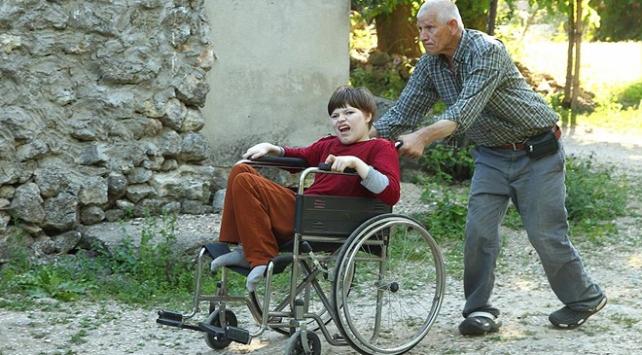 Engelli babanın Babalar Günü hasreti