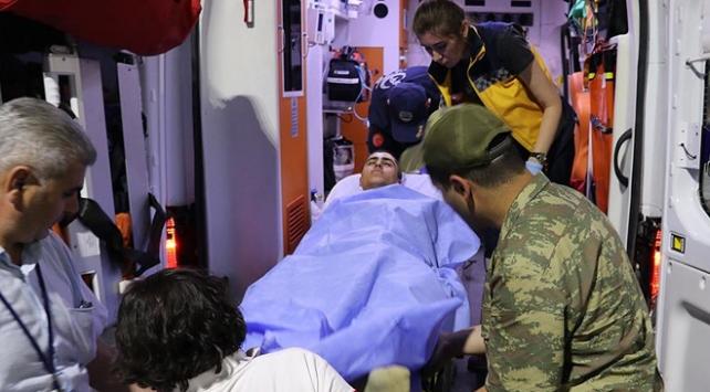 Manisada 44 askerin tedavisi sürüyor