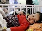 Yemen kolera salgını ile boğuşuyor